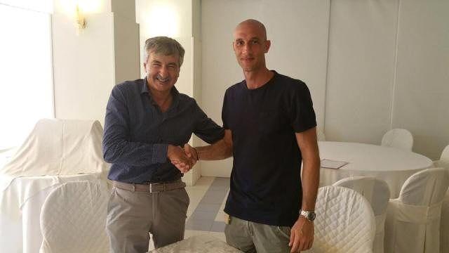 Francavilla Calcio, arriva l'esperto Federico Amenta