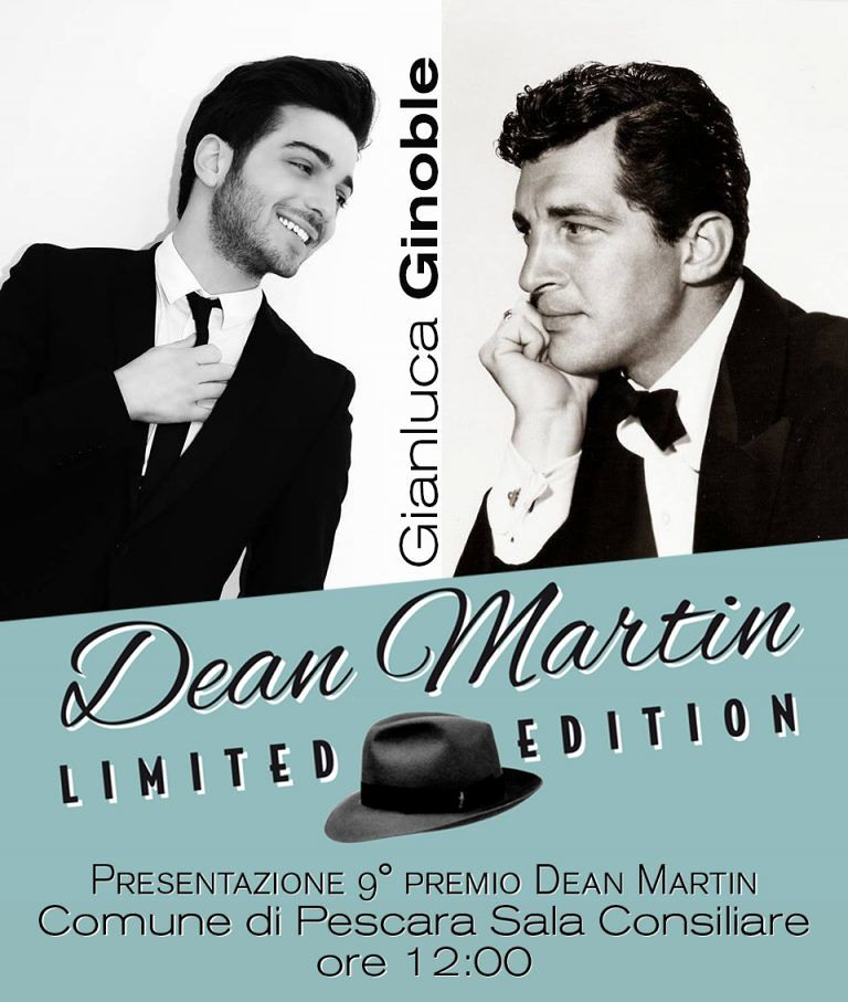 Pescara, premio Dean Martin a Gianluca Ginoble