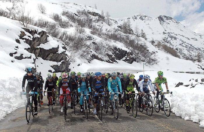 Sopralluogo tecnico positivo per la tappa del Giro d'Italia 2016 a Roccaraso