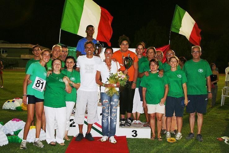 Tutto pronto per il Meeting Nazionale di atletica leggera Città di Giulianova