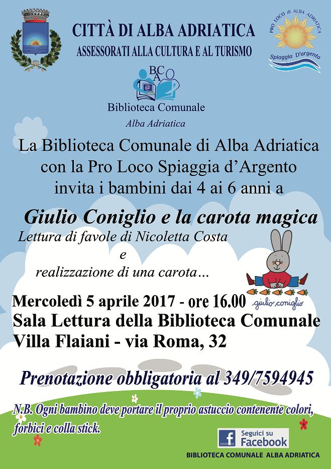 Alba Adriatica, laboratorio di favole a Villa Flaiani