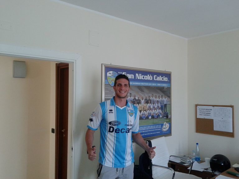 Serie D, due conferme ed un nuovo arrivo per la Virtus San Nicolò
