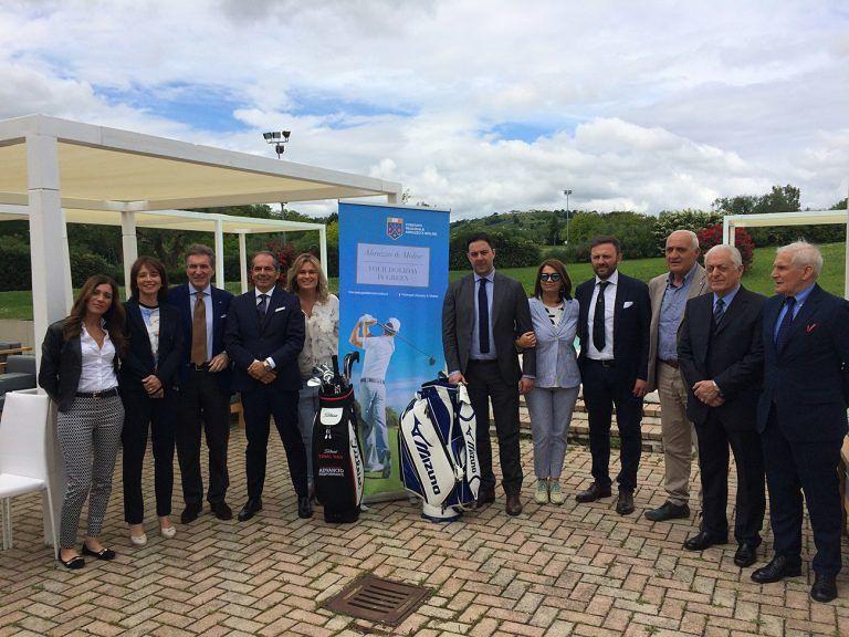 Miglianico, il golf per promuovere il turismo: il 'Se.Tour' arriva in Abruzzo