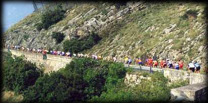 Sport, Natura e Gastronomia  alla 19° Gran Fondo Ciclistica 'Fara San Martino'