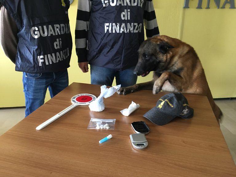 Martinsicuro, trovati in casa 110 grammi di cocaina: arrestato 40enne
