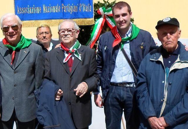 Teramo, l'Anpi saluta il partigiano Salvatore Tirabovi