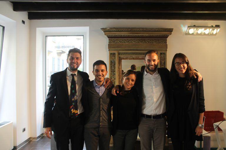 RAW, associazione dei residenti d'Abruzzo nel mondo presentata all'Expo con Gianluca Ginoble e Debora Sbei