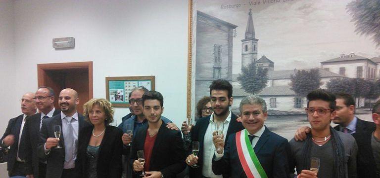 Gianluca Ginoble (Il Volo) in consiglio comunale: sarà l'Ambasciatore di Roseto nel mondo