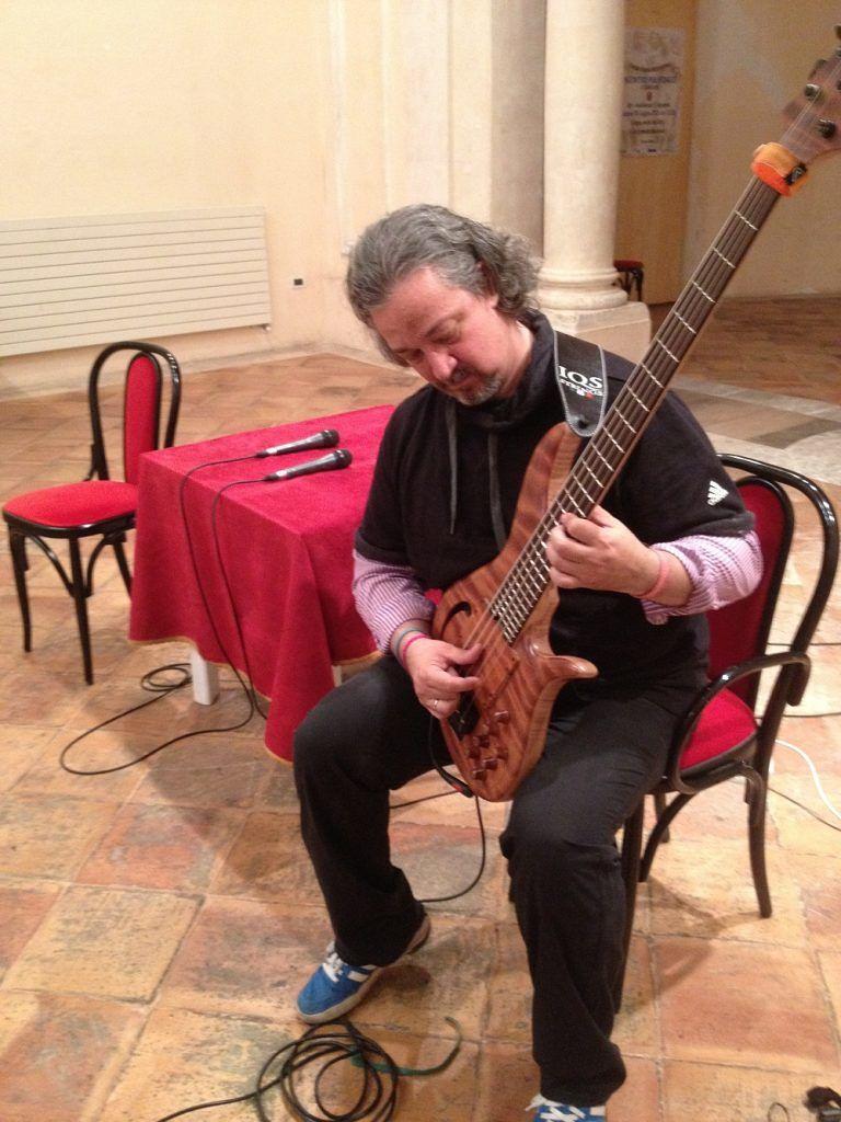 Atri, incontro del FAI a ritmo di Jazz con Maurizio Rolli