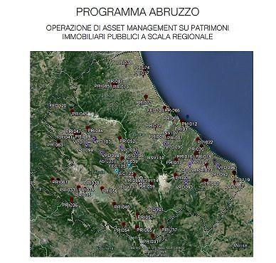 Agenzia del Demanio, in Abruzzo vende 112 immobili