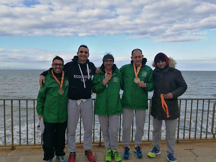 Atletica, l'Ecologica G riparta con il settore master da Barletta e Centobuchi