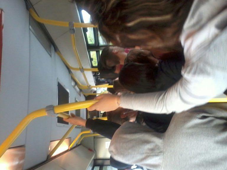 Inizio anno scolastico e caos sui bus ARPA sulla linea Giulianova-Teramo