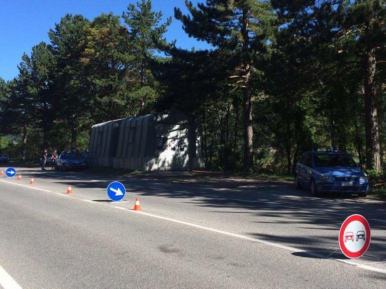 Sulmona, posto di blocco high tech sulla SS17: due auto multate