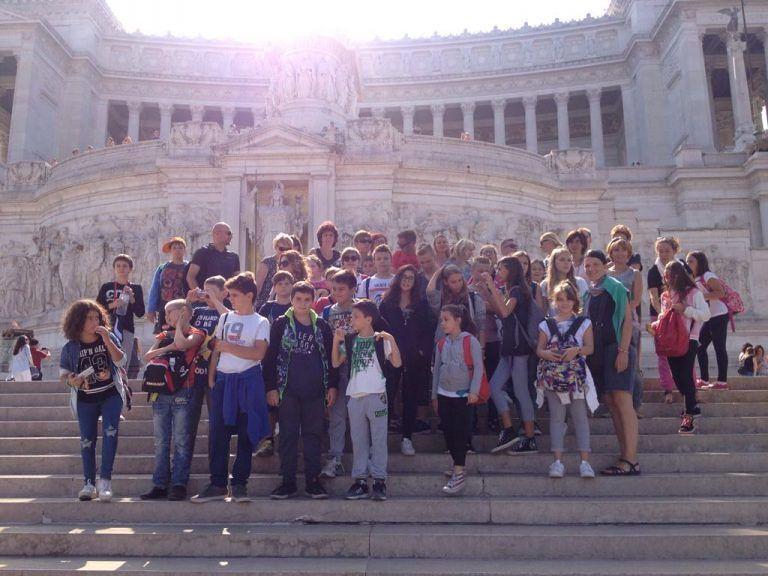 Grande successo per il Progetto Erasmus all'Istituto Comprensivo Giulianova 1 FOTO/VIDEO