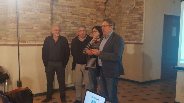 Pescara, il Csv incontra le associazioni di volontariato del territorio