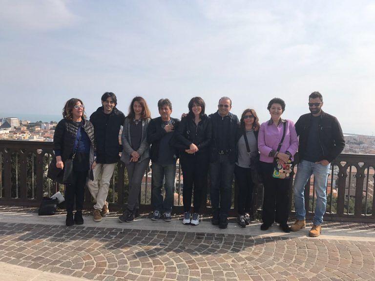 Giulianova, la prima camminata verde contro l'abbandono dei rifiuti