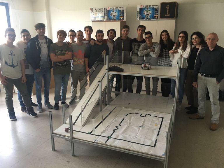 Giulianova, Liceo Curie in gara anche alle Olimpiadi di Neuroscienze e Fisica FOTO