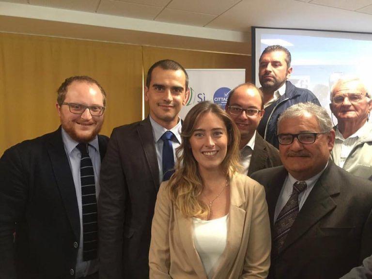 Mosciano, costituiti cinque comitati cittadini per il Sì