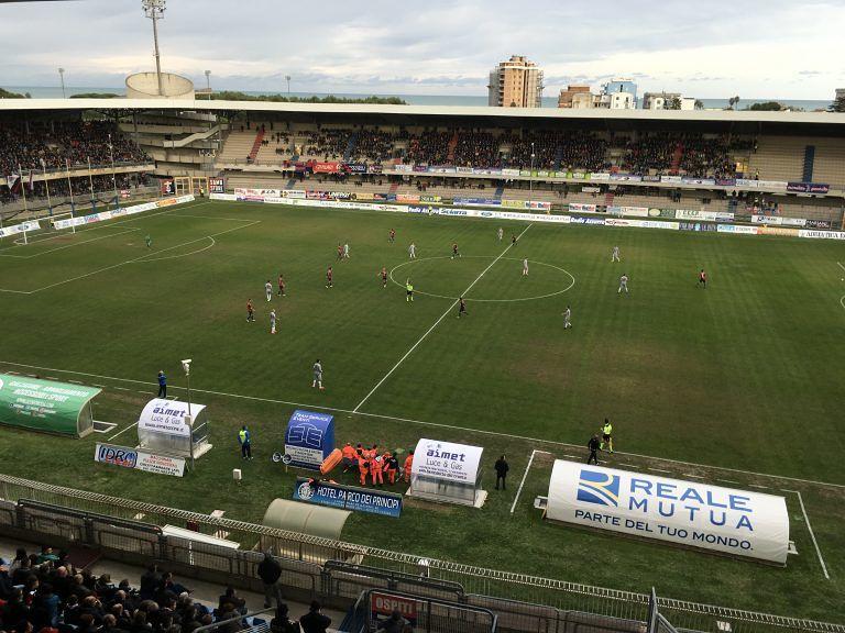 Lega Pro, la Samb batte il Teramo 2-0 FOTO