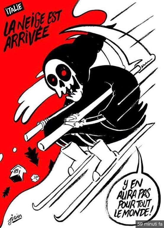 Charlie Hebdo, ngulammammete: la nostra ironia FOTO