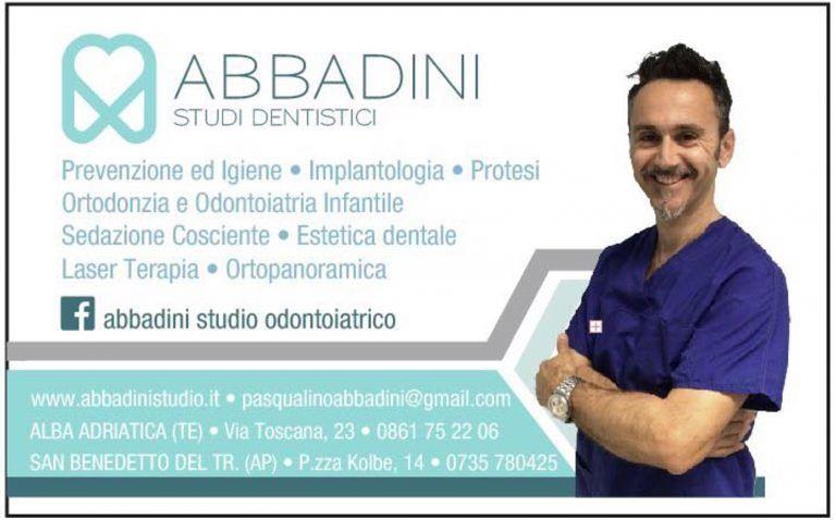 STUDIO ODONTOIATRICO Dott. Abbadini ad Alba Adriatica e a San Benedetto del Tronto