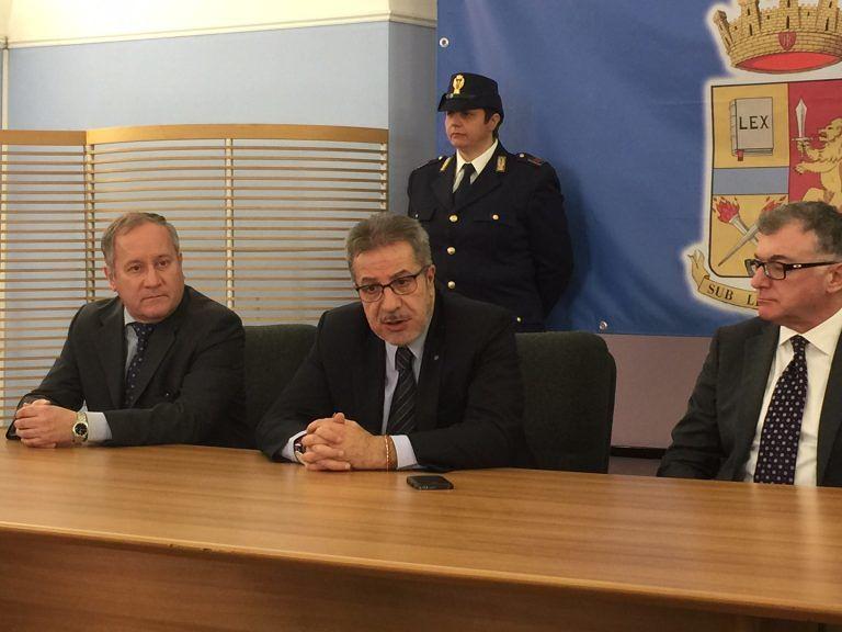 Pescara, Francesco Misiti è il nuovo questore FOTO-VIDEO