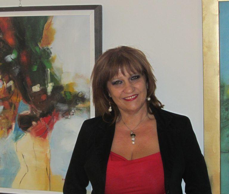 Silvi, mostra di Patrizia D'Andrea al Circolo Nautico