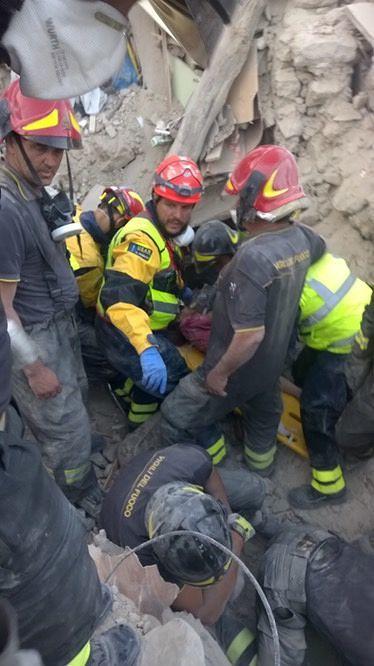 Terremoto Arquata del Tronto, i nomi delle vittime