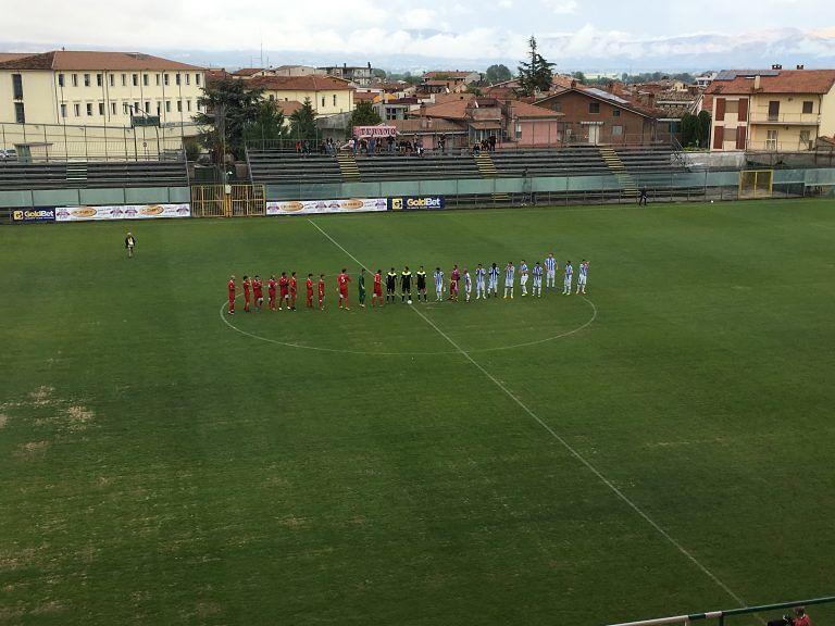 Amichevole Pescara-Teramo, 3-1 per il Delfino. Fratangelo in gol per i biancorossi FOTO