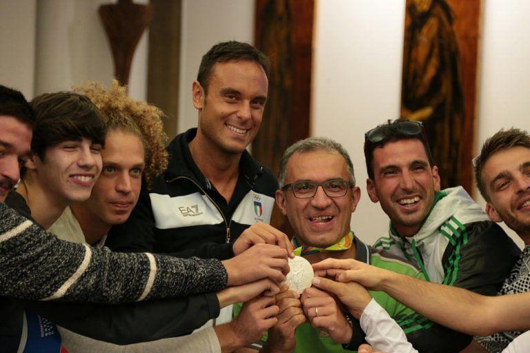 Dal tumore alla medaglia olimpica: la storia di Pizzo al Santuario di San Gabriele