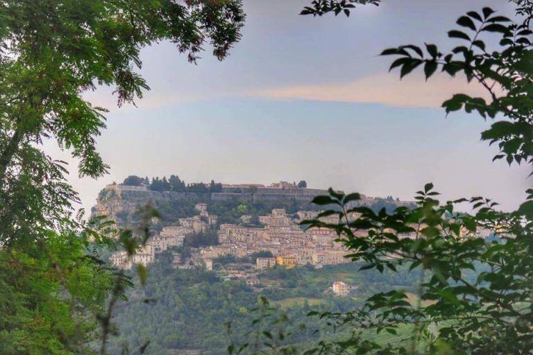 Civitella, alla scoperta della città-fortezza con il Fai
