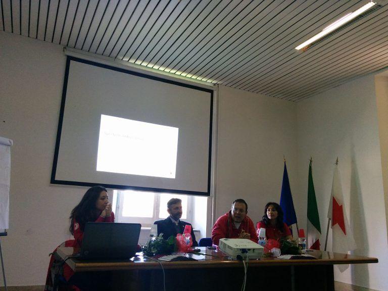 Giulianova, la Croce Rossa apre lo sportello antiviolenza