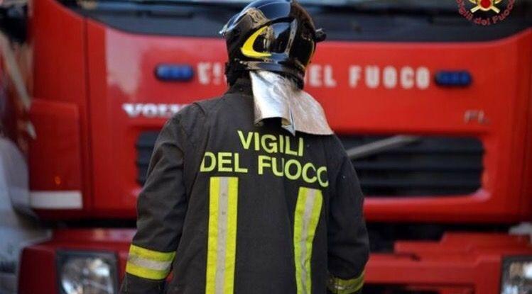 Teramo, incendi di Magnanella e Macchia da Sole: due sospetti
