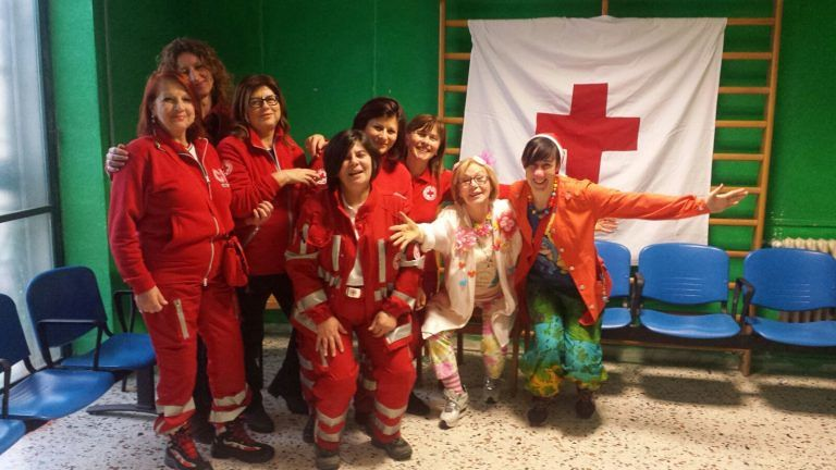 Pescara, tombolata con la Croce Rossa al carcere San Donato