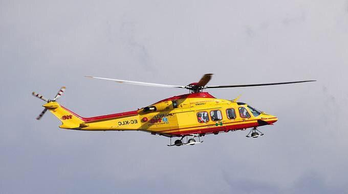 Roccamorice, climbers in difficoltà: recuperati dall'elicottero