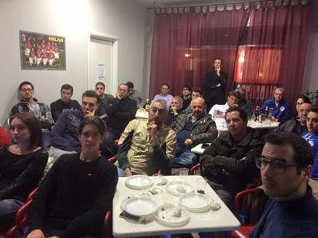 Francavilla, inaugurata la nuova stagione del Milan Club