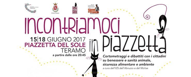 """Teramo, l'Izs presenta l'iniziativa """"Incontriamoci in Piazzetta"""""""