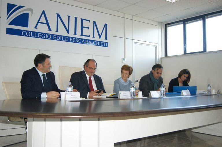 """L'Aniem incontra Mazzocca sul Piano delle attività estrattive: """"Percorso condiviso"""""""