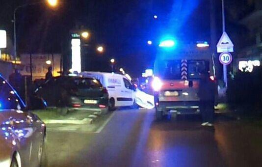 Montesilvano, inseguimento con 8 incidenti e sparatoria: ladro albanese in carcere