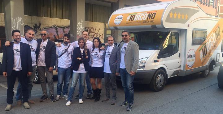 Referendum costituzionale: al via #iodicono Tour, iniziativa del M5S Abruzzo