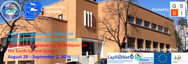 Università L'Aquila, al via scuola estiva 2016 sulle scienze atmosferiche del Cetemps