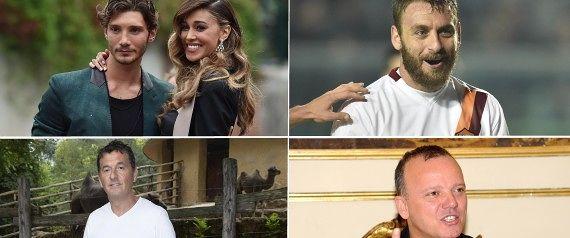 Mafia capitale, scandalo per i vip da Belen Rodriguez, De Rossi, Mammuccari, D'Alessio