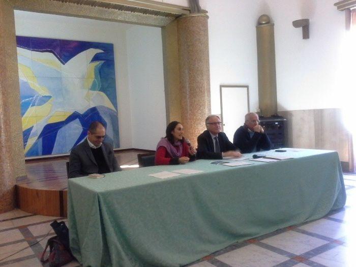 Paglieta, manifesta contro l'elettrodotto Terna: citata per danni per 16 milioni