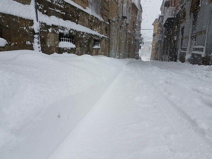 Emergenza neve in provincia di Chieti: interventi per oltre 4 milioni di euro per viabilità ed edilizia scolastica