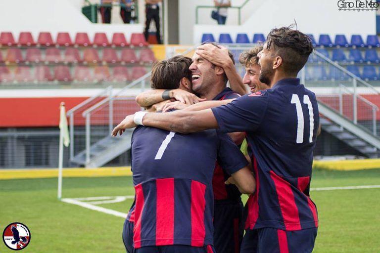 Coppa Italia Serie D, passano L'Aquila, Francavilla e Vastese
