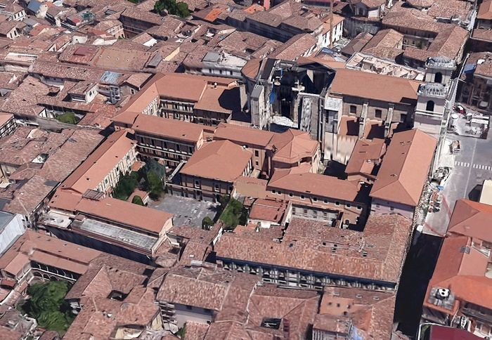 Terremoto L'Aquila, al via ricostruzione aggregato del Duomo