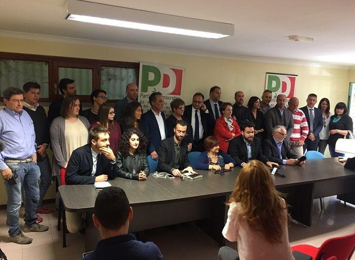 Elezioni L'Aquila, PD: 'E' il momento di raccogliere i frutti'