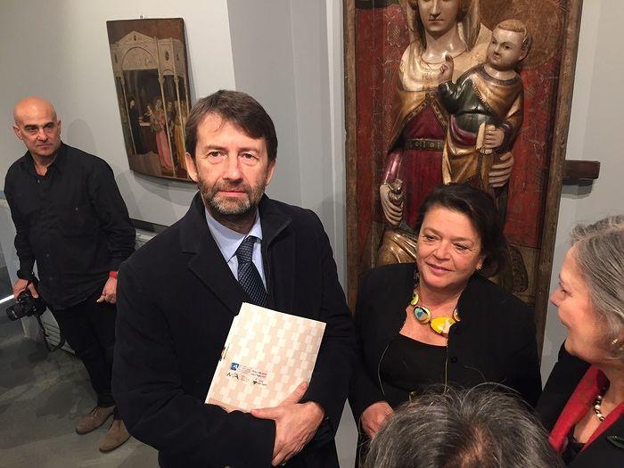 L'Aquila, inaugurato il nuovo Museo Nazionale d'Abruzzo