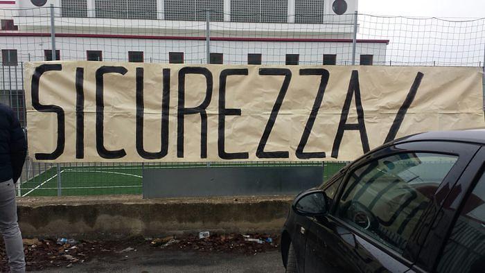 L'Aquila, scuola evacuata per scossa di terremoto
