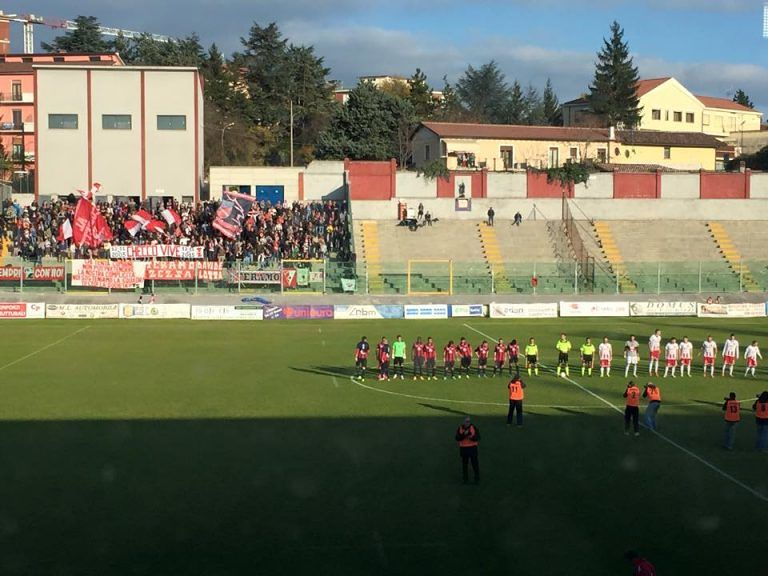 Risultati 14ª giornata Lega Pro girone B